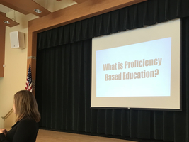 Instructional Leadership and Proficiency Based Education