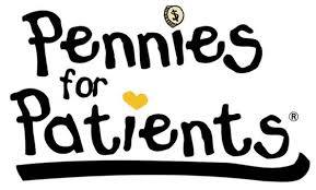 THANK YOU FOR SUPPORTING PENNIES FOR PATIENTS!