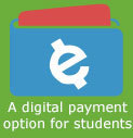 ewallet - digital payment option for the book fair