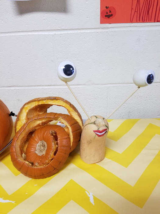 Pumpkin by Mrs. Marecaux