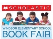 Scholastic Book Fair at Windsor School